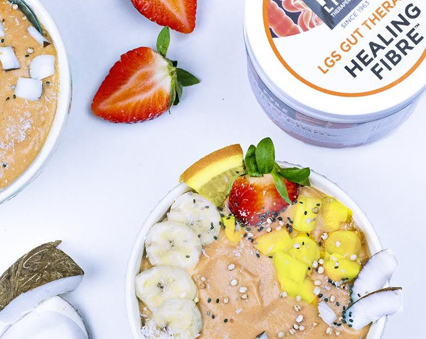 EMBRACE THE NU: THE ISLAND TROPIC CREAMSICLE SMOOTHIE BOWL